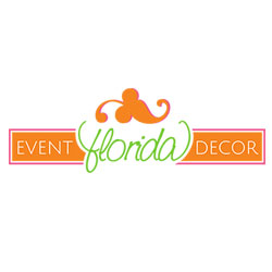 Florida Event Decor Icon
